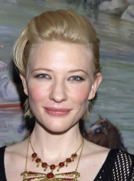 Cate Blanchett 2001