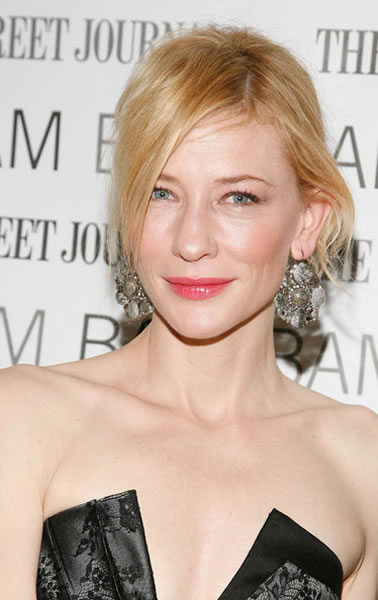 Cate 2009 at the Brooklyn Academy of Music in New York City