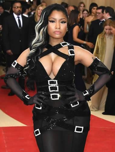 Nicki Minaj in 2016
