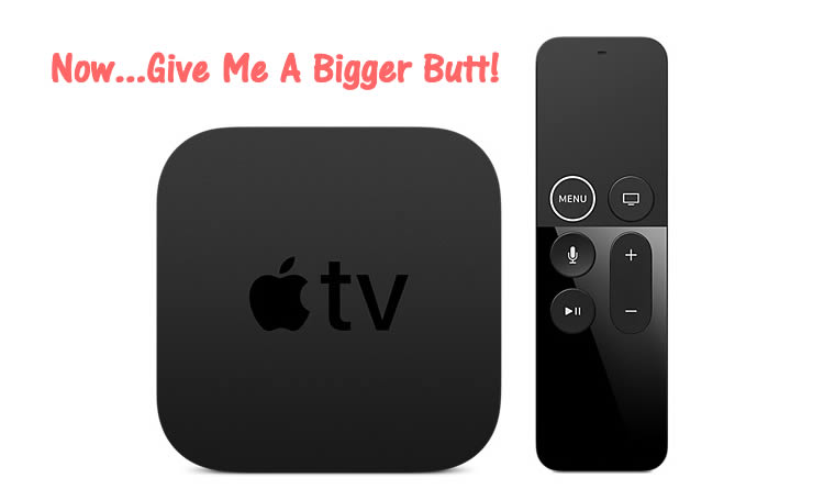 Apple TV unit