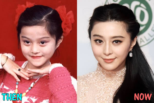 Bingbing Before and After 1