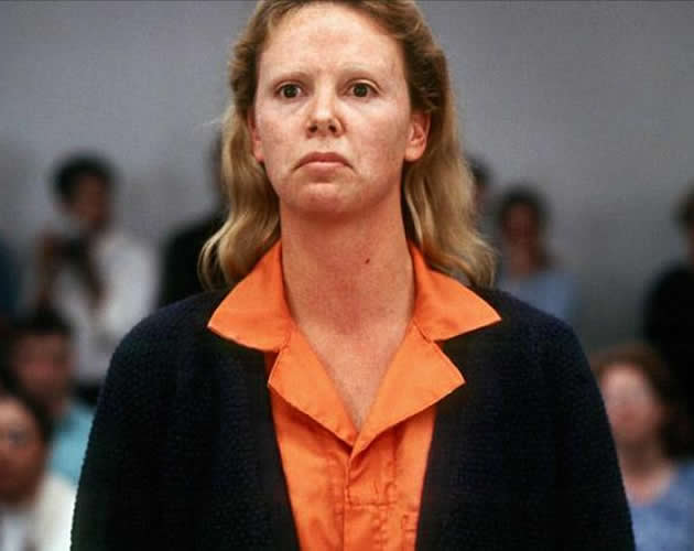Charlize Theron 2003 in Monster