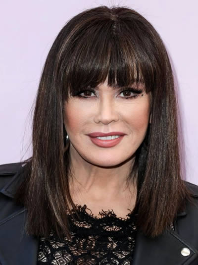 Marie Osmond in 2020