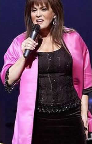 Marie Osmond looked fat in 2006