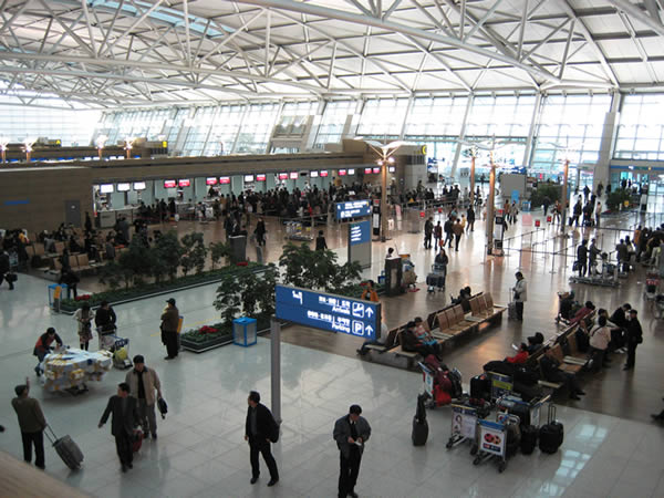 South Korea Incheon Airport