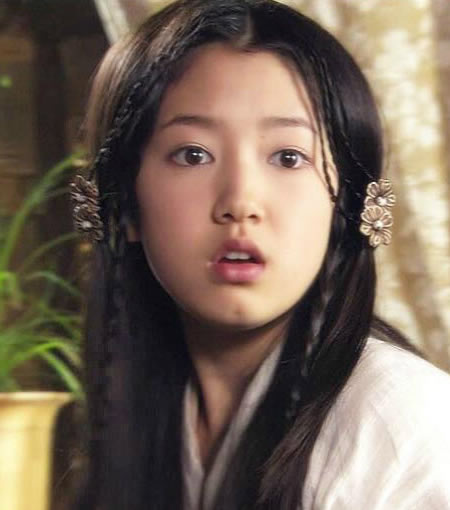 Park Shin-Hye 2005