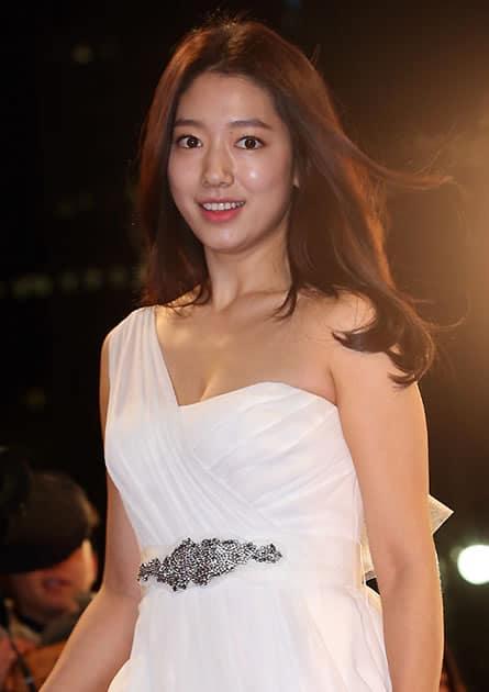 Park Shin Hye 2012