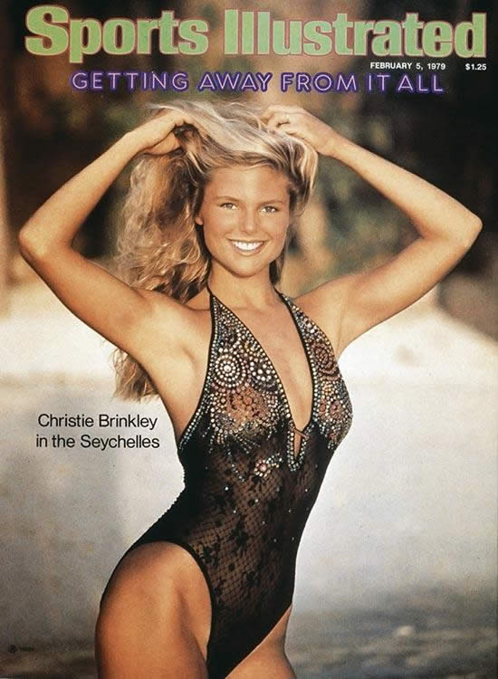 Christie Brinkley 1979