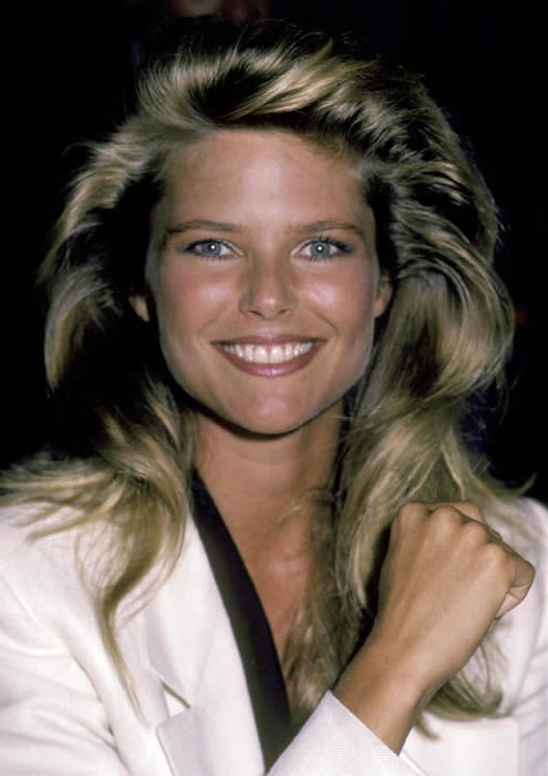 Christie Brinkley 1983