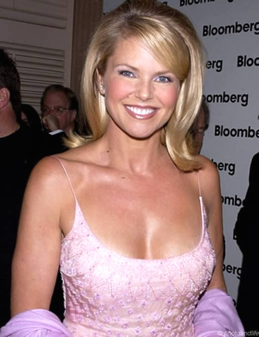 Christie Brinkley 2002