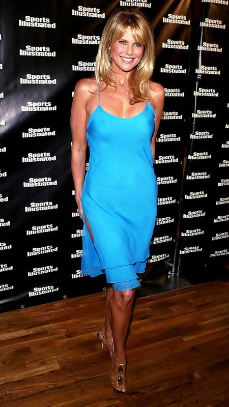 Christie Brinkley 2004