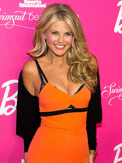 Christie Brinkley 2014