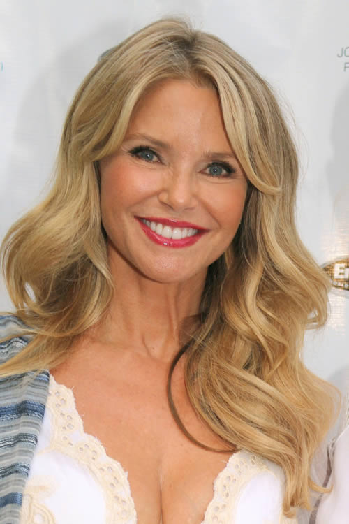 Christie Brinkley 2016