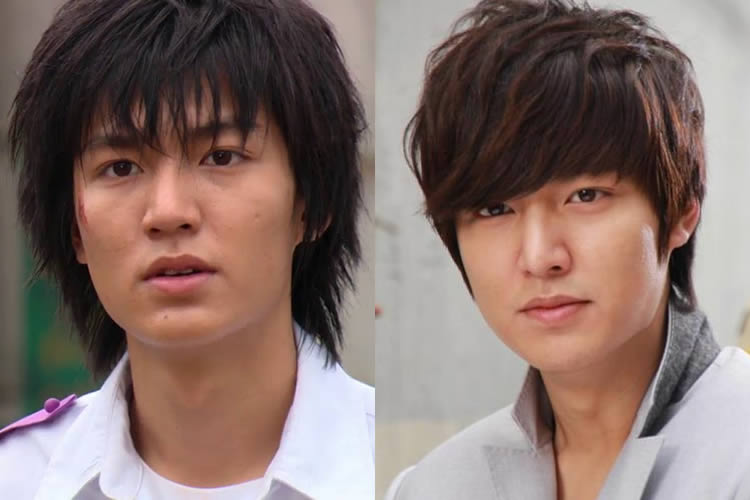 Lee Min Ho Before and After Plastic Surgery?