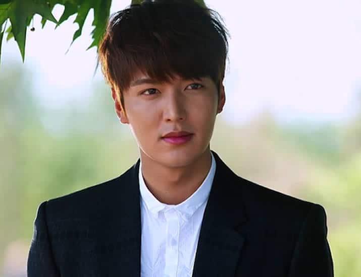 Lee Min Ho 2016