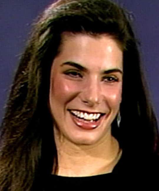 Sandra Bullock 1989