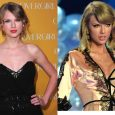 Taylor Swift Boob Job Before and After