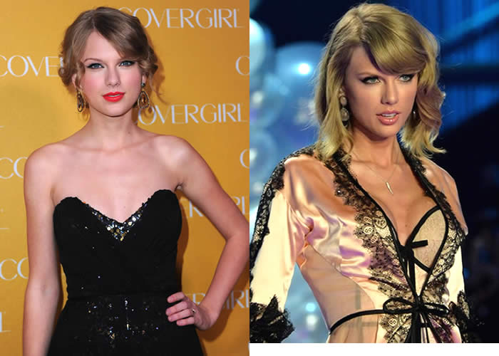 Did Taylor Swift Get a Boob Job?