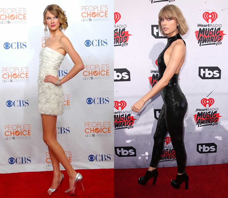 Does Taylor Swift Have Butt Implants?