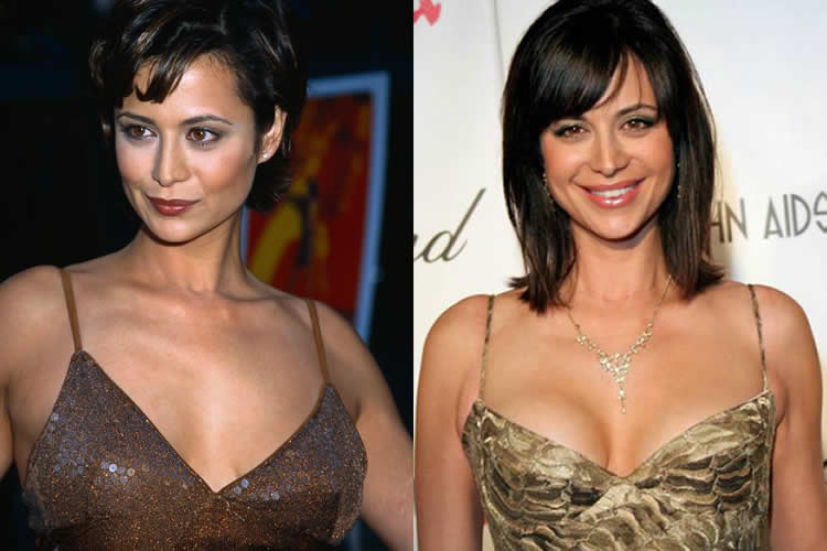 Did Catherine Bell Have A Boob Job?