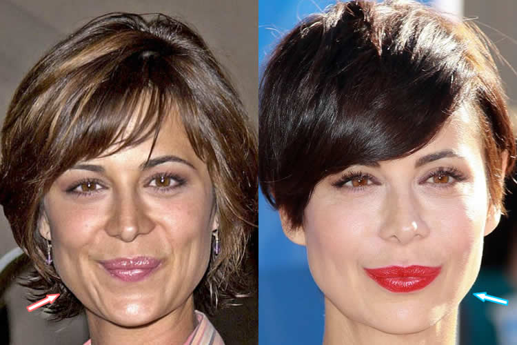 Did Catherine Bell get a facelift?
