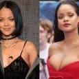 Did Rihanna get a boob job?