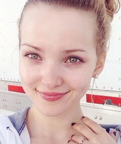Dove Cameron Without Makeup