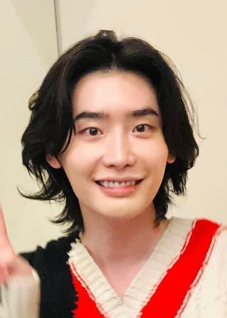 Lee Jong Suk in 2021
