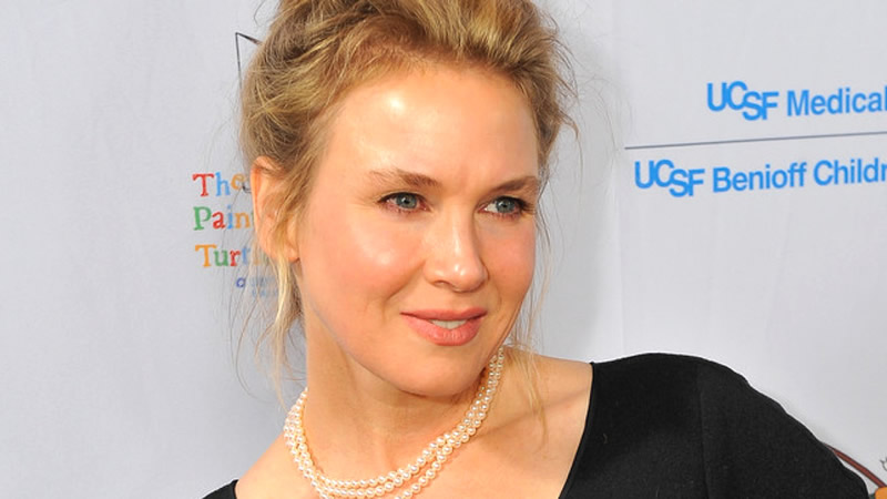 Authoritative message Renee zellweger fakes only