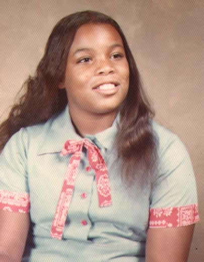 Young Wendy Williams