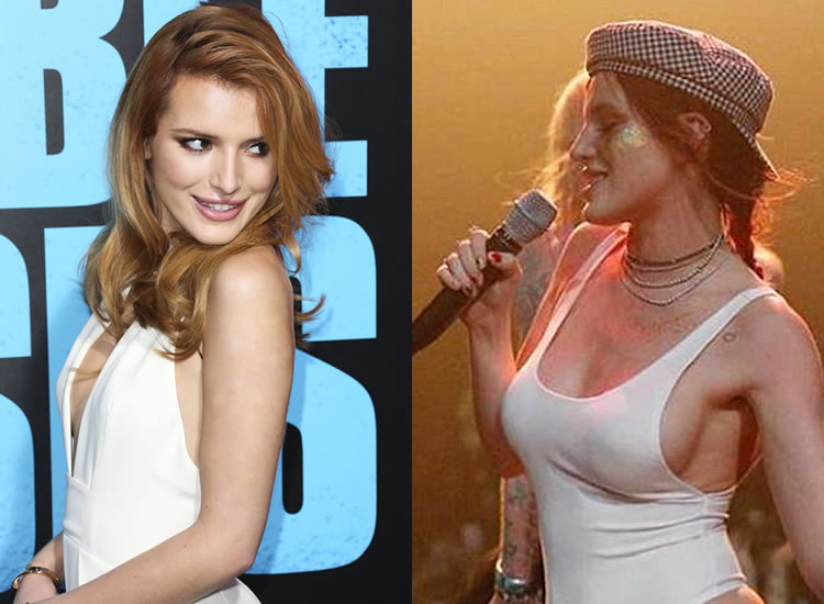 Did Bella Thorne Get Plastic Surgery? (Before & After 2018)
