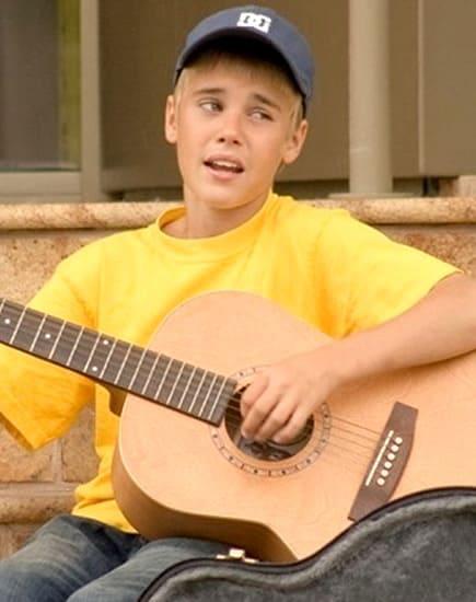 Justin Bieber 2007
