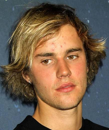 Justin Bieber 2018