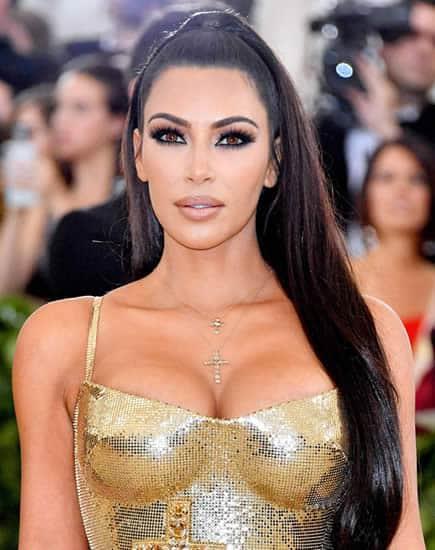 Kim Kardashian 2018