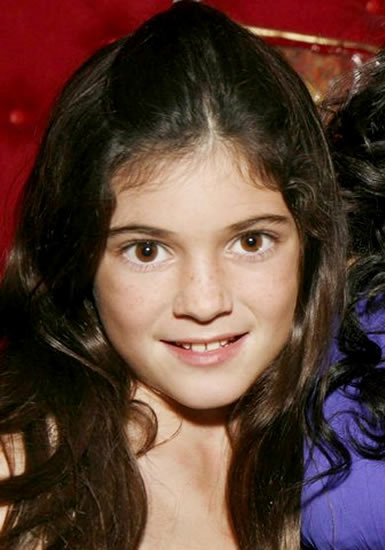 Kylie Jenner 2007