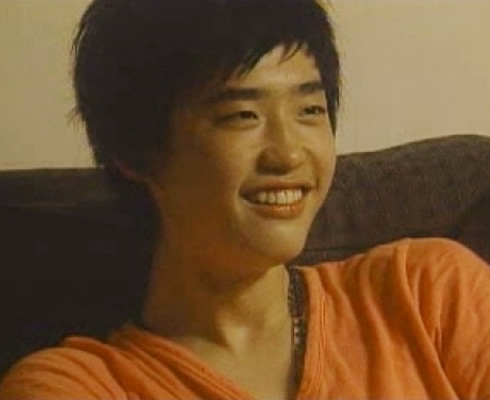 Lee Jong Suk when he was a teenager