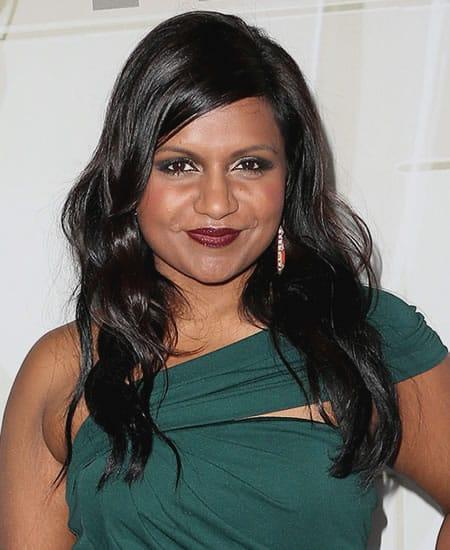 Mindy Kaling 2012
