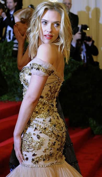Scarlett Johansson 2012