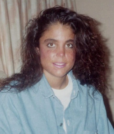 Young Bethenny Frankel