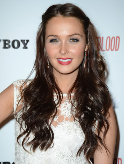 Camilla Luddington 2012