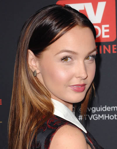 Camilla Luddington 2013