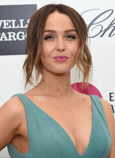 Camilla Luddington 2015