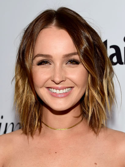 Camilla Luddington 2016