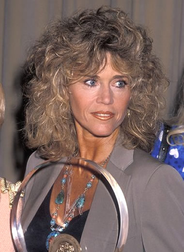Jane Fonda 1990