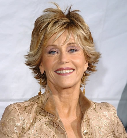 Jane Fonda 2005