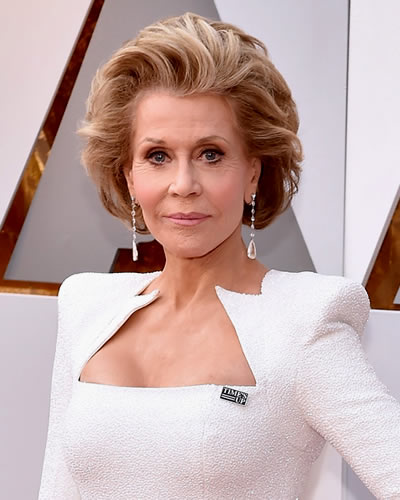 Jane Fonda 2018