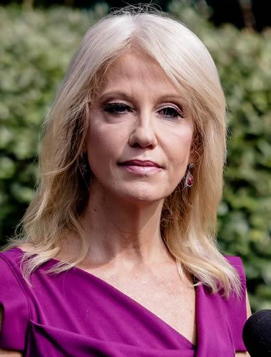 Kellyanne Conway in 2020