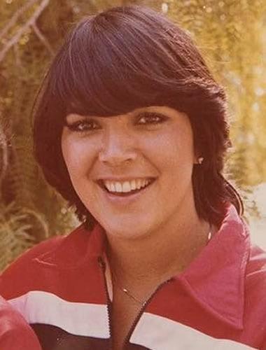 Kris Jenner 1979