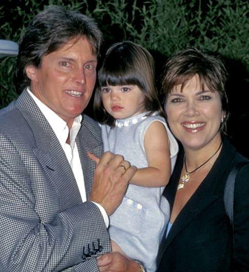 Kris Jenner 1998