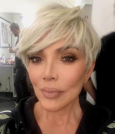 Kris Jenner 2018